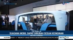 Rinspeed Kenalkan Mobil Listrik Nirsopir di CES 2018