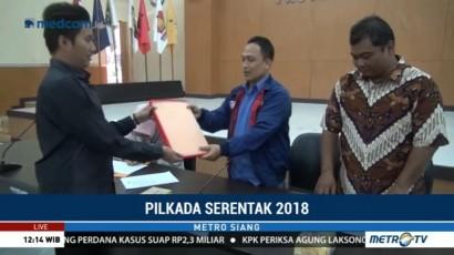 Tb Hasanuddin-Anton Charliyan Lengkapi Syarat Administrasi ke KPU