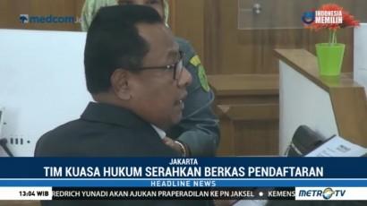 Lawan KPK, Fredrich Yunadi Ajukan Praperadilan ke PN Jaksel