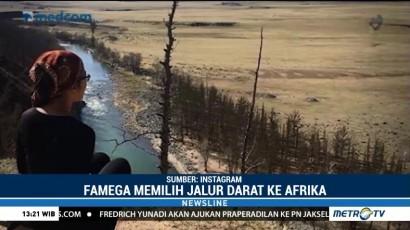 Kisah Perjalanan Famega ke Afrika