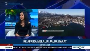 Ke Afrika Melalui Jalur Darat