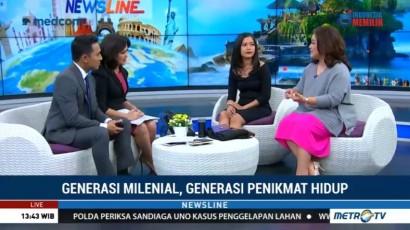 Generasi Milenial, Generasi Penikmat Hidup