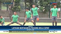 Tiga Pemain Timnas U-19 Gabung Skuat U-23