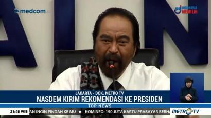 Surya Paloh Minta Presiden Kaji Kembali Soal Pelarangan Cantrang