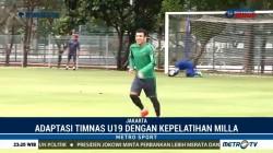 Tiga Pemain Timnas U-19 Ikut Pemusatan Latihan Timnas U-23