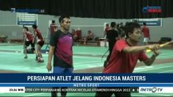Para Atlet Terus Persiapkan Diri Jelang Indonesia Masters 2018
