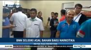 BNN Masih Selidiki Asal Bahan Baku Narkotika di Tangerang