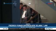 KPK Periksa Fredrich Yunadi Selama Tujuh Jam