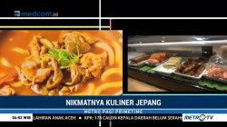 Mencicipi Nikmatnya Kuliner Jepang