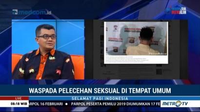 Waspada Pelecehan Seksual di Tempat Umum (1)