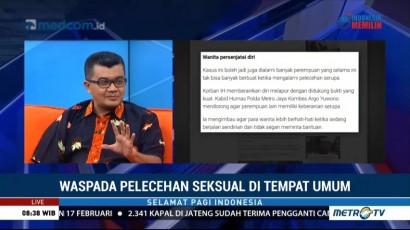 Waspada Pelecehan Seksual di Tempat Umum (2)