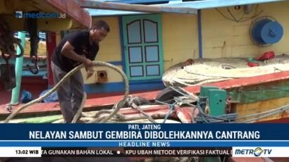 Nelayan di Pati Sambut Gembira Pencabutan Larangan Cantrang