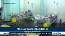 Puluhan Warga Lubuk Pakam Keracunan Mi Rebus