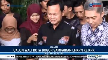 Bima Arya-Dedie Rachim Cek Laporan LHKPN ke KPK