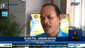 BNN: 70% Peredaran Narkoba di Indonesia Dikendalikan dari Lapas