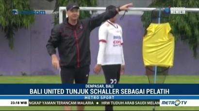 Bali United Tunjuk Hans Peter Schaller sebagai Pelatih pada Piala Presiden