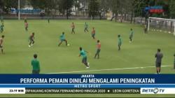 Performa Timnas U-23 Meningkat Cukup Signifikan