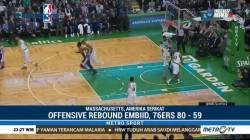 Sixers Bungkam Celtics 89-80