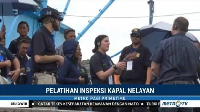 Pencurian Ikan Marak, KKP Gelar Pelatihan Inspeksi Kapal Nelayan