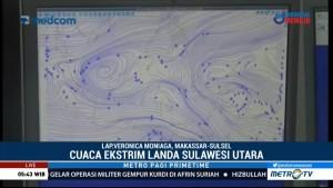 Waspada Cuaca Ekstrem di Sulawesi Utara