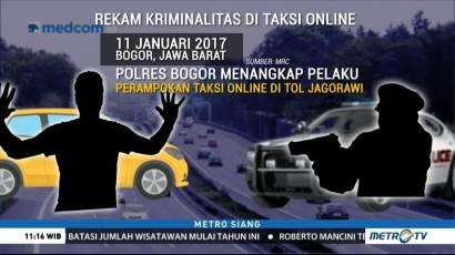 Kasus Kriminal di Dalam Taksi Daring