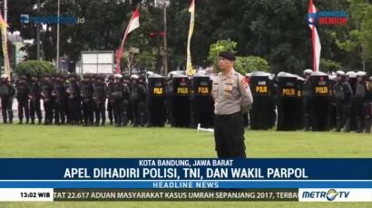 Polrestabes Bandung Bentuk Tim Sejuta Kawan untuk Pilkada Damai