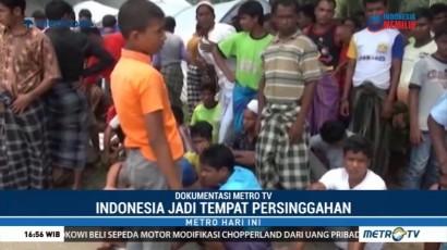 Cara Indonesia Menangani WNA Pencari Suaka