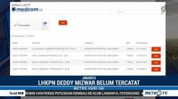 Deddy Mizwar Belum Serahkan LHKPN ke KPK