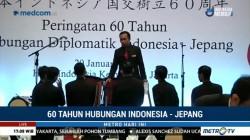 Wapres JK Tiba di Lokasi Peringatan 60 Tahun Indonesia-Jepang