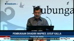 JK Hadiri Pembukaan Peringatan 60 Tahun Indonesia-Jepang