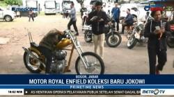 Motor Baru Presiden Jokowi