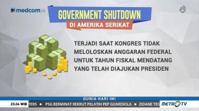 Mengapa Pemerintah Amerika Serikat <i>Shutdown</i>?