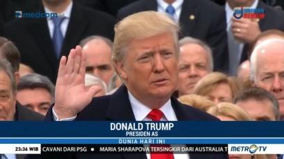 Satu Tahun Pemerintahan Trump