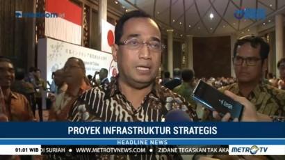 3 Proyek Infrastruktur Kerja Sama dengan Jepang Rampung 2018 dan 2019