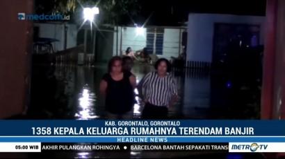 Banjir Rendam Dua Desa di Gorontalo