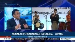 Menakar Persahabatan Indonesia-Jepang