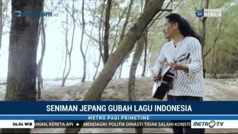 Keren, Seniman Jepang Gubah Lagu Indonesia