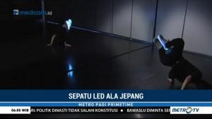 Sepatu LED Ala Jepang