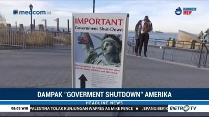 'Government Shutdown' Mulai Berdampak ke Sektor Wisata AS