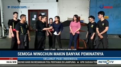 Seni Bela Diri Wing Chun (3)