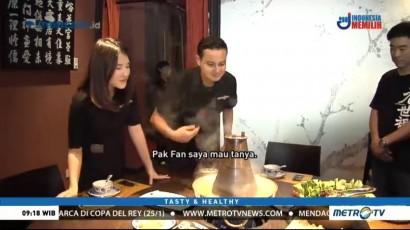 Hot Pot Ala Mongolian