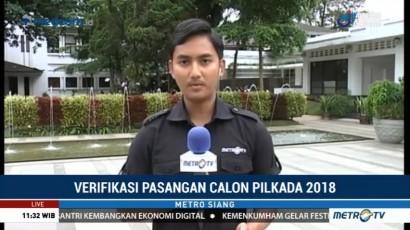 PPDP KPU Jabar Lakukan Coklit di Kediaman Ridwan Kamil
