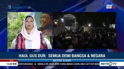 Sewindu Haul Gus Dur, Semua Demi Bangsa dan Negara