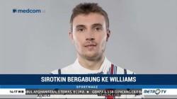 Sirotkin Bergabung ke Williams