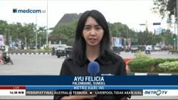 Presiden Jokowi Lanjutkan Kunker ke Palembang
