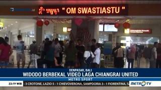 Bali United Bertolak ke Thailand untuk Hadapi Chiangrai United