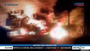 Pemilik Warung di Sidoarjo Tewas Akibat Kebakaran