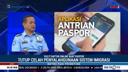 Menyoal Sulitnya Daftar Online Buat Paspor (1)