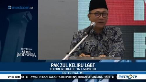 Pak Zul Keliru LGBT
