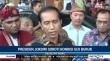 Jokowi Minta Korban Gizi Buruk dan Campak di Asmat Direlokasi